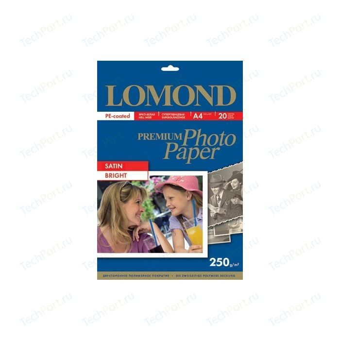 Бумага Lomond 1103201
