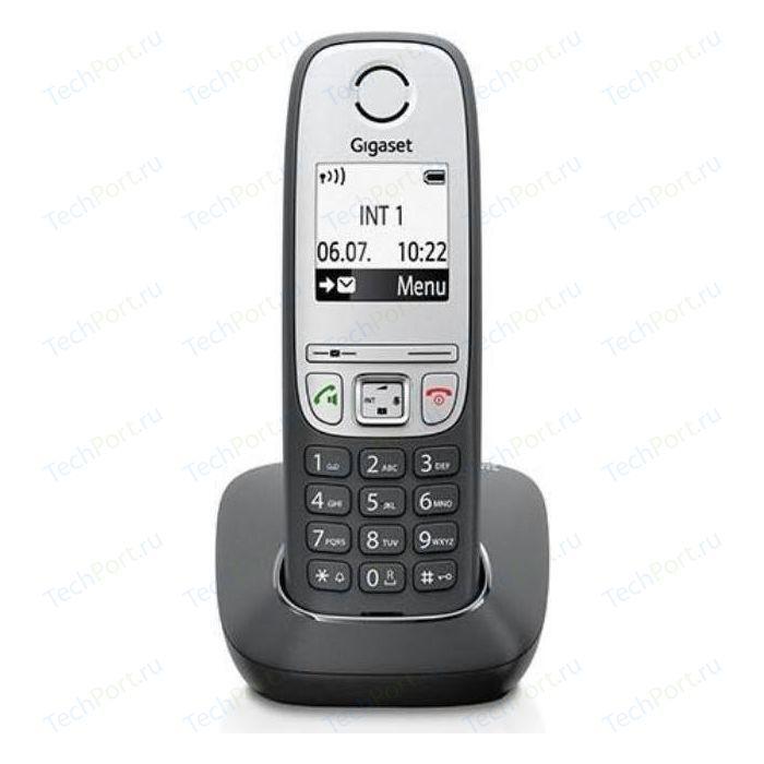 Фото - Радиотелефон Gigaset A415 черный радиотелефон dect gigaset a415 черный