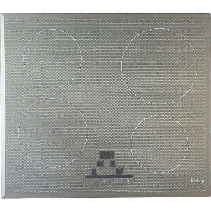 Индукционная варочная панель Korting HI 6450 BGR