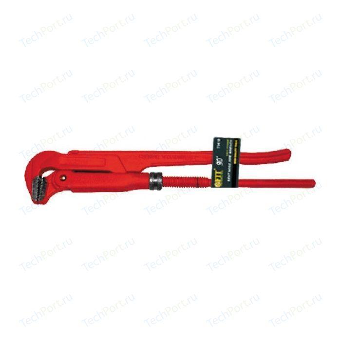 Ключ газовый FIT CrV Профи 90гр (тип L) 2 (70450)
