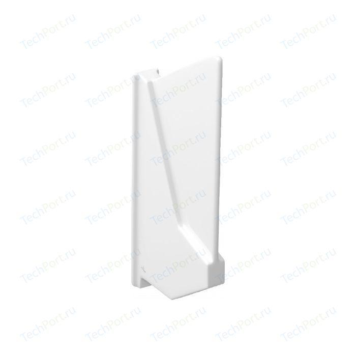 Перегородка Villeroy Boch O Novo для писсуаров с крепл белый альпин (6800 0001)