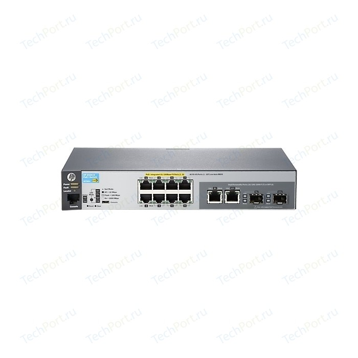 Коммутатор HP 2530-8-PoE (J9780A)