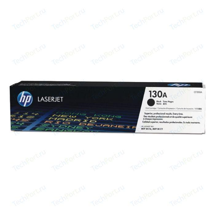 Картридж HP CF350A черный (CF350A)
