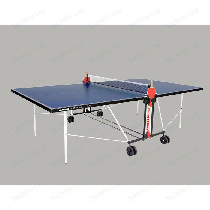 Теннисный стол Donic Indoor Roller Fan Blue (230235-B)