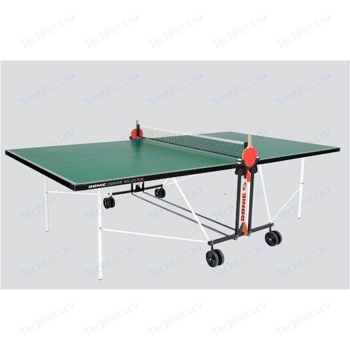 Теннисный стол Donic Indoor Roller Fan Green (230235-G)