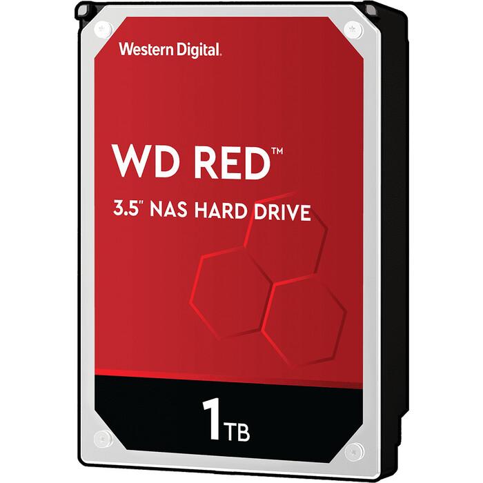 Western Digital 1Tb WD10EFRX Red 64Mb (WD10EFRX)