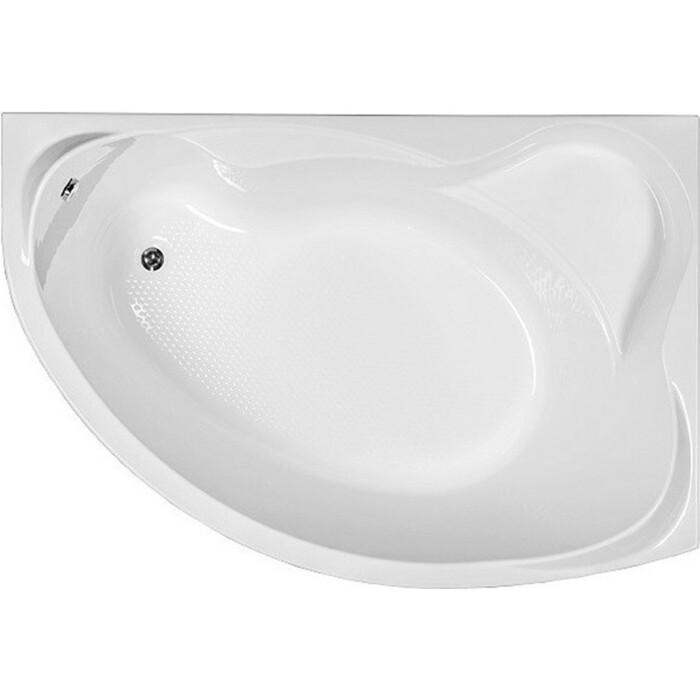 Акриловая ванна Aquanet Jamaica 160x110 R правая, с каркасом, без гидромассажа (205503)