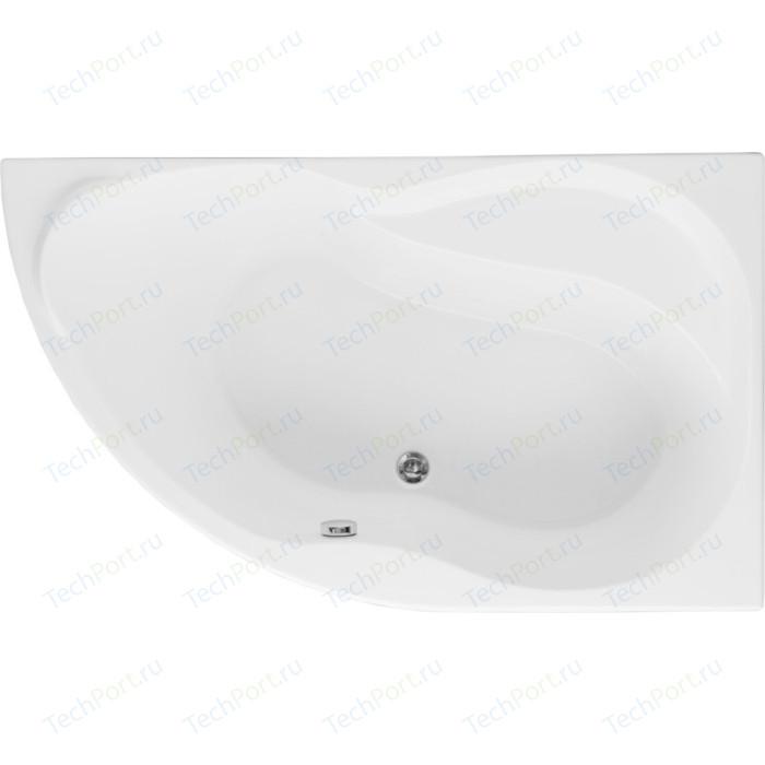 Акриловая ванна Aquanet Graciosa 150x90 R правая, с каркасом, без гидромассажа (205389)