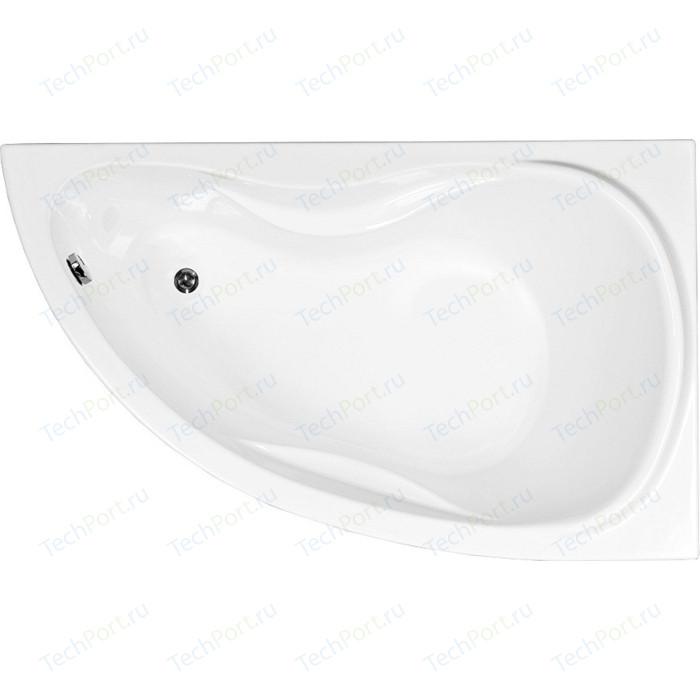Акриловая ванна Aquanet Maldiva 150x90 R правая, с каркасом, без гидромассажа (205445)
