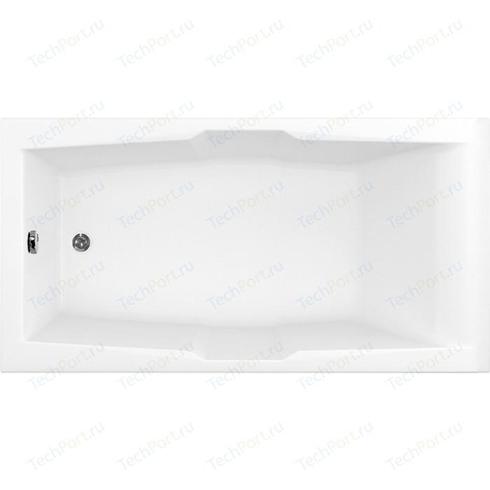 Акриловая ванна Aquanet Vega 190x100 с каркасом, без гидромассажа (205556)