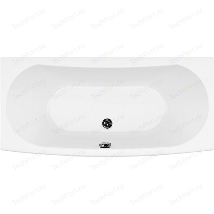 Акриловая ванна Aquanet Izabella 160x70/75 с каркасом, без гидромассажа (205499)