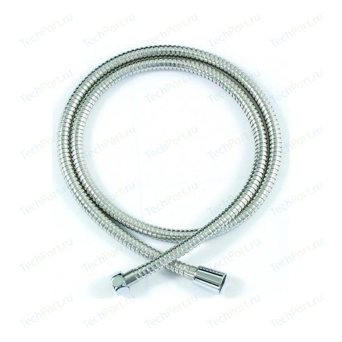 Душевой шланг Bravat 200 см, металл, хром (P7234CP-1-RUS)