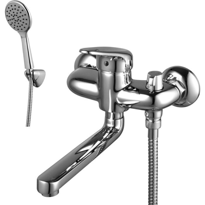 Смеситель для ванны Lemark Luna (LM4114C) смеситель для ванной комнаты lemark luna lm4114c для ванны
