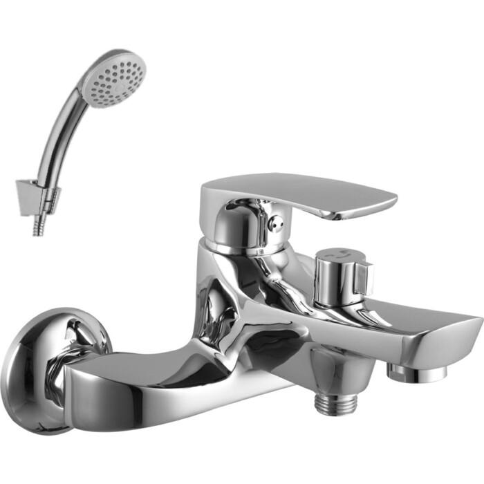 Смеситель для ванны Lemark Plus Shape (LM1712C)