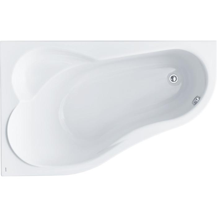 Акриловая ванна Santek Ибица XL 160х100 левая (1WH112036)