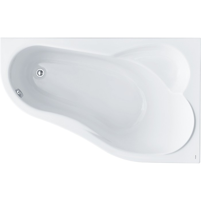 Акриловая ванна Santek Ибица XL 160х100 правая (1WH112037)