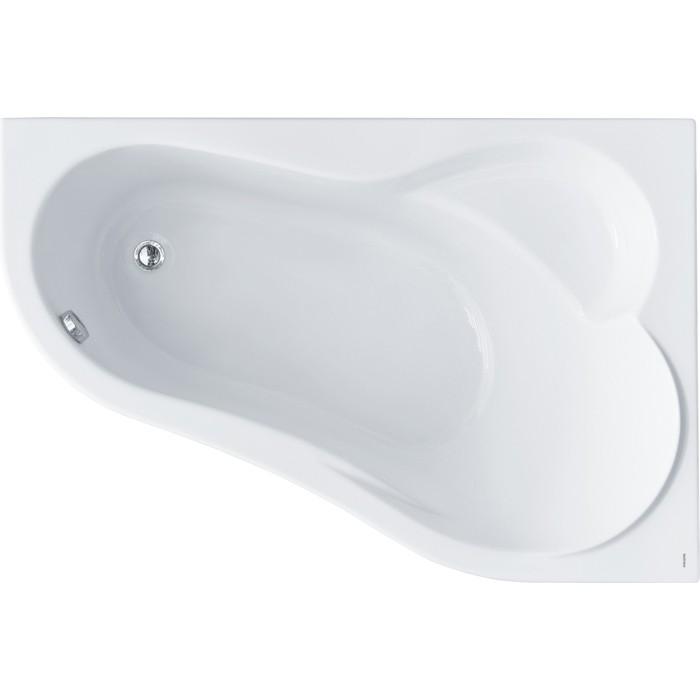 Акриловая ванна Santek Ибица 150х100 правая (1WH112035)
