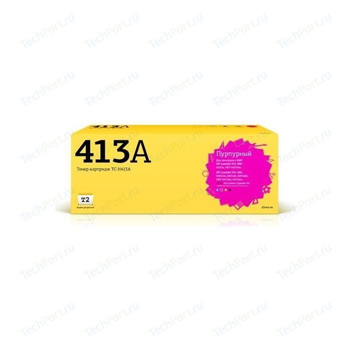 Картридж T2 CE413A-T2 (TC-H413A)