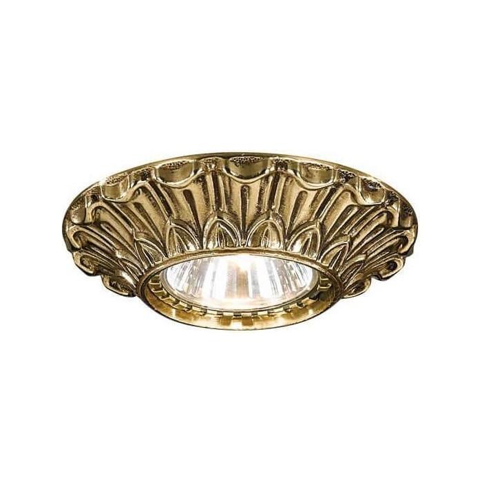 Потолочный светильник Reccagni Angelo SPOT 1077 oro