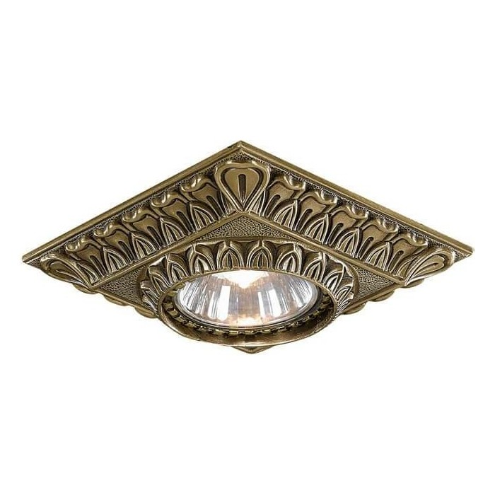 Потолочный светильник Reccagni Angelo SPOT 1083 bronzo