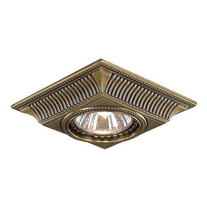 Потолочный светильник Reccagni Angelo SPOT 1084 bronzo