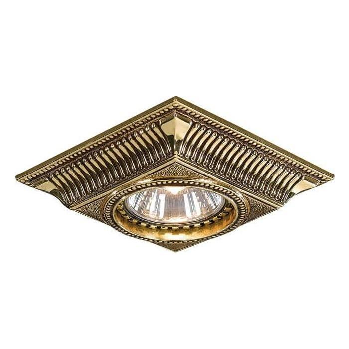 Потолочный светильник Reccagni Angelo SPOT 1084 oro подсветка для картин reccagni angelo a1000 2 oro