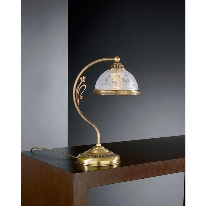 Фото - Настольная лампа Reccagni Angelo P 6202 P бра reccagni angelo a 6202 2