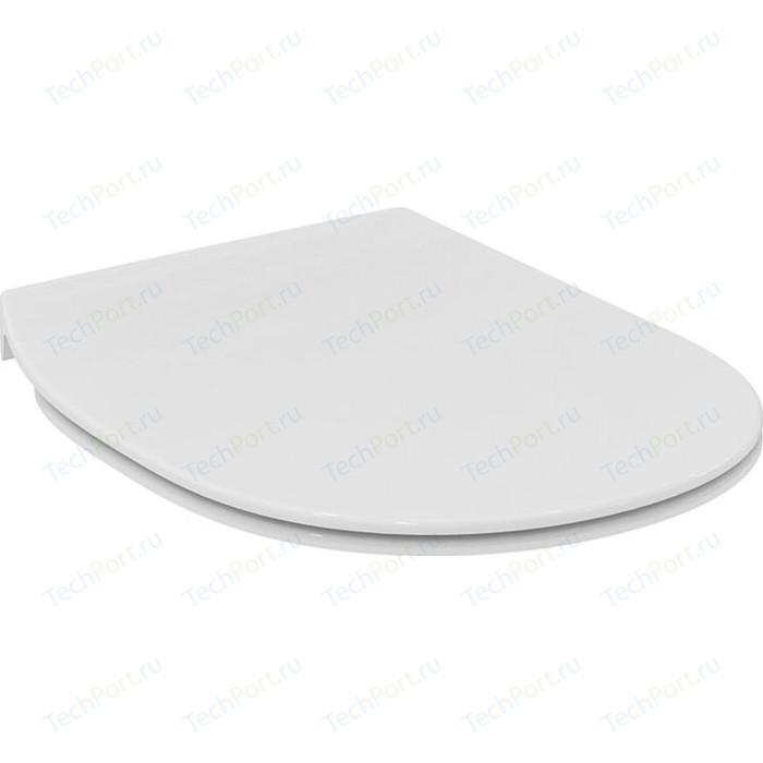 Сиденье для унитаза Ideal Standard Connect с микролифтом, тонкое (E772401)