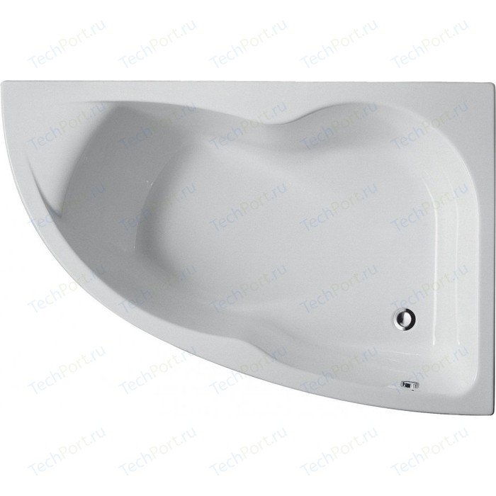 Акриловая ванна Jacob Delafon Micromega Duo асимметричная 150x100 R (E60218RU-00) недорого