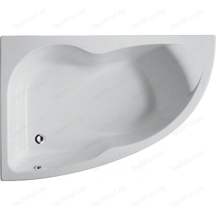 Акриловая ванна Jacob Delafon Micromega Duo асимметричная 150x100 L (E60219RU-00)