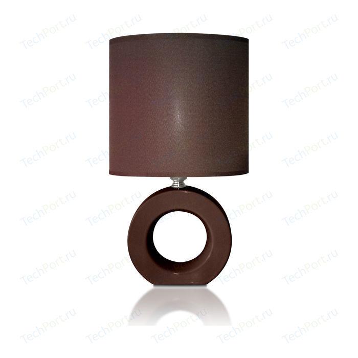 цена Настольная лампа Estares AT12293 coffee онлайн в 2017 году