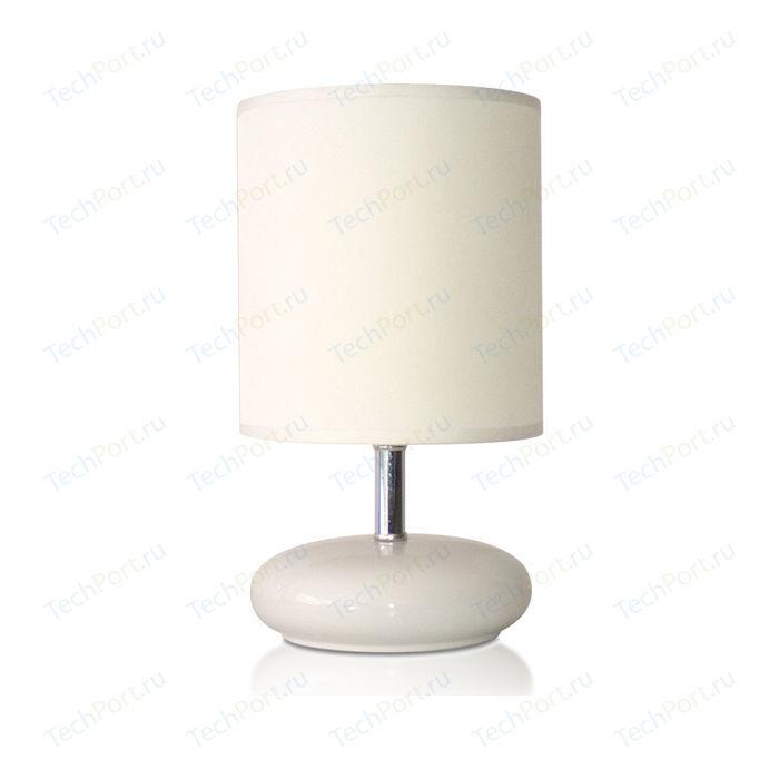 цена Настольная лампа Estares AT12309 white онлайн в 2017 году