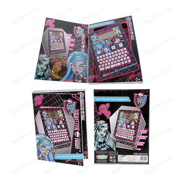 Monster High Планшет русско - английский, 120 функции, High, вертикальный