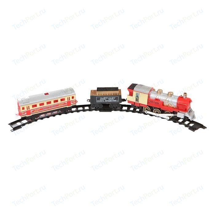 Железная дорога Joy Toy Мой первый поезд 16эл., 380 см 0615