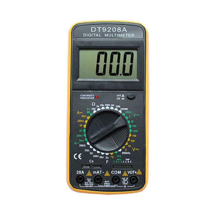Мультиметр TEK DT 9208A