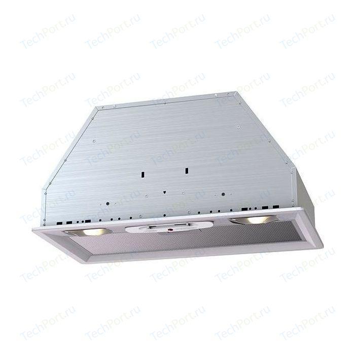 Встраиваемая вытяжка Krona MINI 600 white slider