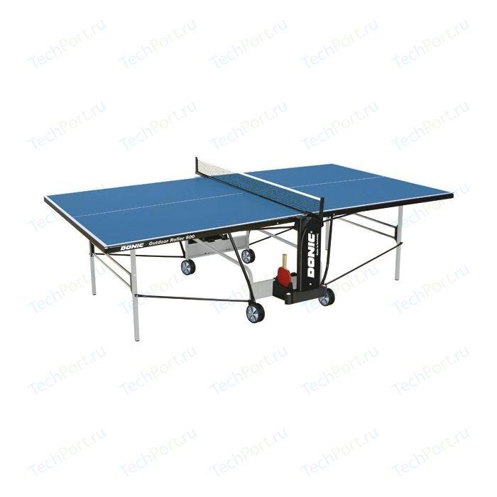 Теннисный стол Donic Outdoor Roller 800-5 синий (230296-B)