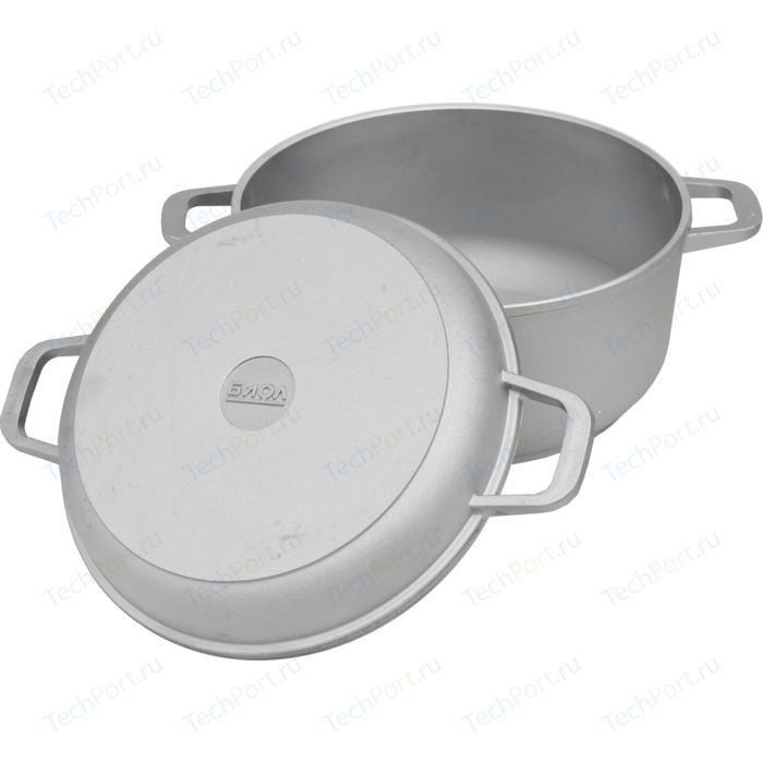 Кастрюля с крышкой-сковородой Биол 3 л К302