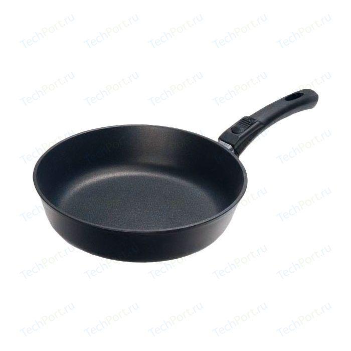 Сковорода НМП Традиционная d 24 см 6024 сковорода d 24 см kukmara кофейный мрамор смки240а