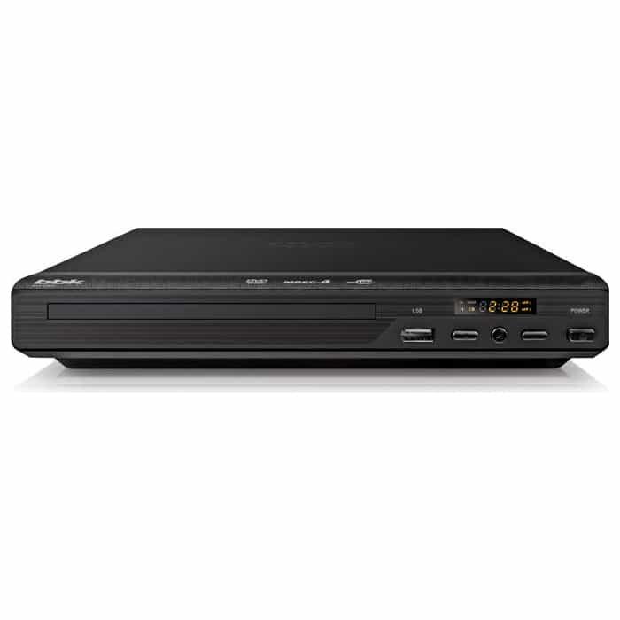DVD-плеер BBK DVP030S dark grey