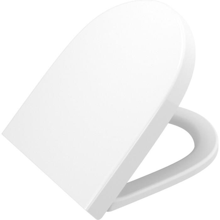 Сиденье для унитаза Vitra Sento с микролифтом (86-003-009) цена 2017