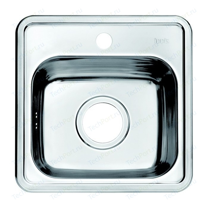 Кухонная мойка IDDIS Strit (STR38S0i77)