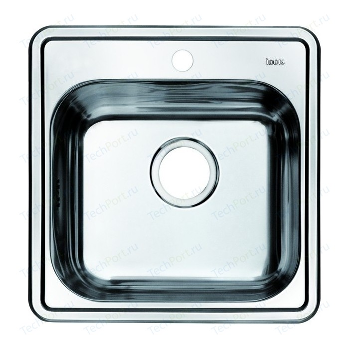Кухонная мойка IDDIS Strit (STR48P0i77)