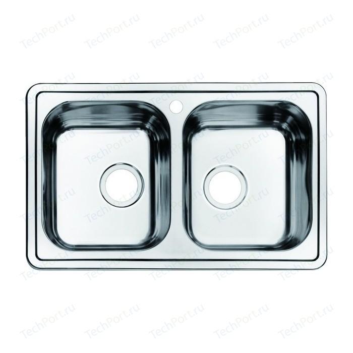 Кухонная мойка IDDIS Strit (STR78S2i77)