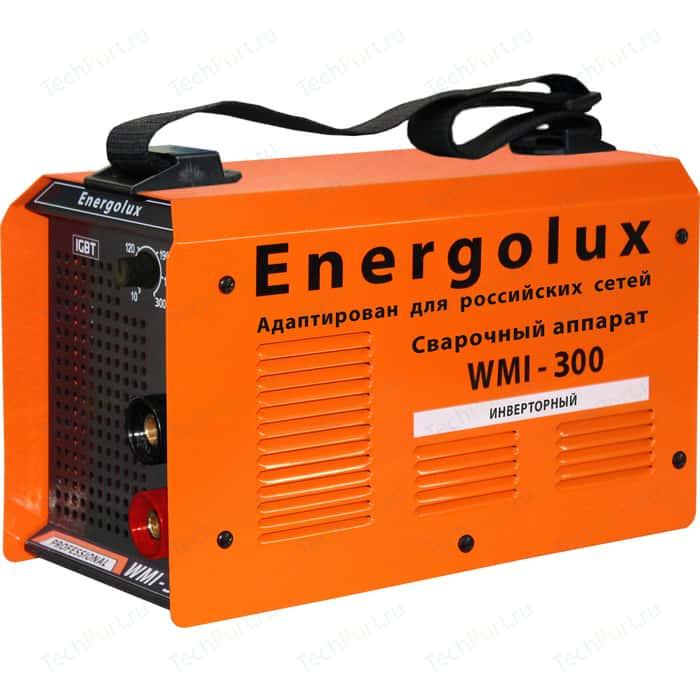 Сварочный инвертор Energolux WMI-300