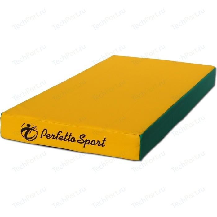Мат PERFETTO SPORT № 1 (100х50х10см) зеленый
