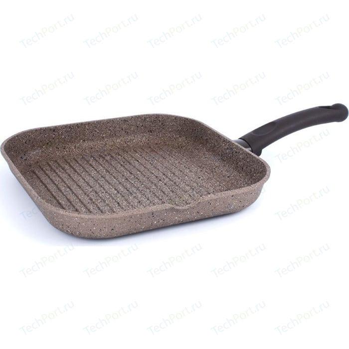 Сковорода-гриль TimA Art Granit 28х28см АТ-7128