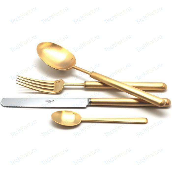 Набор столовых приборов Cutipol Bali gold из 72-х предметов 9312-72