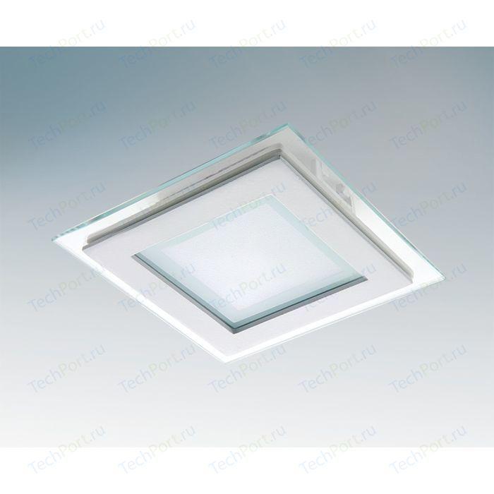 Встраиваемый светильник Lightstar 212020 встраиваемый светильник lightstar i61609