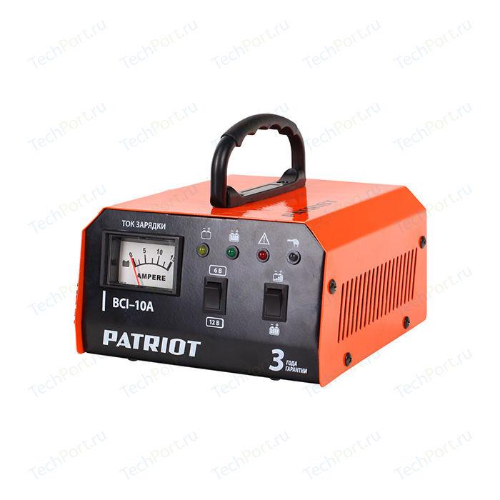 Зарядное устройство PATRIOT BCI-10A чернильница can bci 6y